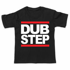 DUB STEP RUN DMC - HIP HOP - Boys Girls Child T-Shirt