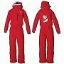 Kid's dare2b Monkey Around Red Waterproof and Breathable Ski and Winter Suit.