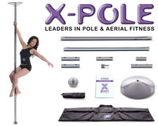 The Complete X-Pole® New 2016 Dance Range - Chrome, Brass, Titanium Gold etc