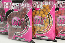 Mainline Baits Response Boilies - All Sizes & Flavours Available