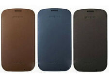 GENUINE SAMSUNG GALAXY S3 I9300 PU LEATHER CASE COVER POUCH 100% ORIGINAL
