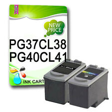 Remanufactured Ink Cartridges Replace For PG37 CL38 PG40 CL41