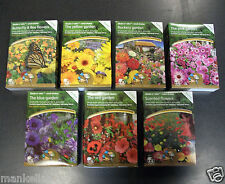 SEEDS FLOWERS PLANTS GARDENING CREATE GARDENS OF COLOUR OF YOUR CHOICE EASY WAY