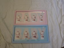 THE LEONARDO COLLECTION BABY PHOTO FRAME COLLAGE ( 2 COLOURS) ITEM: LP17570/71