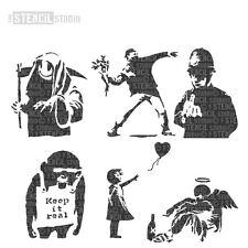 Banksy Style Best Sellers Pack - Save money when you buy the Banksy Pack 10375