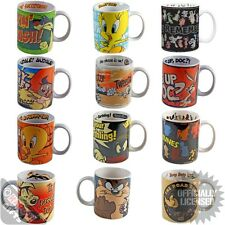 Funky Retro Mugs - Looney Tunes - GREAT GIFTS - RETRO TELEVISON CHARACTERS