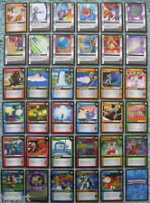 MegaMan NT Warrior TCG Power Up! Ultra, Super and Rare Cards