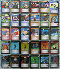 MegaMan NT Warrior TCG Grave Ultra, Super and Rare Cards