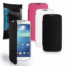 Caseflex Accessories Samsung Galaxy S4 i9500 PU Leather Battery Back Case Cover