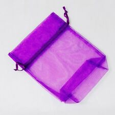 96 pcs Organza Gift Candy Bags Jewelry Packing Pouch Wedding Favor 5x7 inches