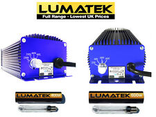 Lumatek Digital Ballast & Bulbs 250w, 400w, 600w 1000w