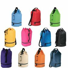 CENTRIX DUFFLE BAG - 11 COLOURS DUFFEL BACKPACK RUCKSACK SHOULDER BAG 8db9eb2ab5c07