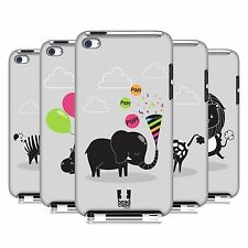 HEAD CASE DESIGNS PARTY ANIMAL DESIGN CASE COVER FOR APPLE iPOD TOUCH 4G 4TH GEN