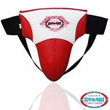 Farabi groin guard protector MMA boxing padded martial art