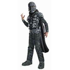 Man of Steel Superman General Zod Deluxe Child Muscle Costume Rubies 886896