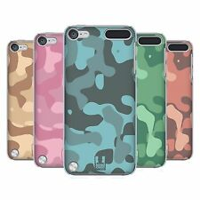 HEAD CASE DESIGNS SOFT CAMOUFLAGE CASE COVER FOR APPLE iPOD TOUCH 5G 5TH GEN