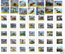 LEGO CREATOR & RACERS + andere  Promosets Exklusive Polybags *Auswahl*