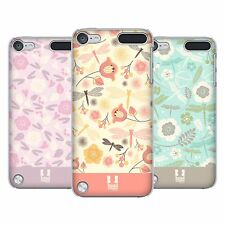 HEAD CASE DRAGONFLY PROTECTIVE BACK CASE COVER FOR APPLE iPOD TOUCH 5G 5TH GEN