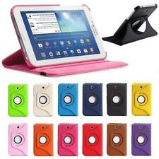 "Samsung Galaxy TAB 3 7""inch Flip Rotate Case Cover P3200 T211 Rotating Tab3 T210"