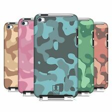HEAD CASE DESIGNS SOFT CAMOUFLAGE CASE COVER FOR APPLE iPOD TOUCH 4G 4TH GEN