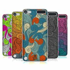 HEAD CASE DESIGNS VIVID SWIRLS CASE COVER FOR APPLE iPOD TOUCH 5G 5TH GEN