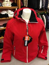 WOMAN SKI JACKET GIACCA SCI DONNA MC ROSS GDS58 COL 457 RED ROSSO