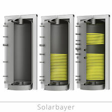 Solarbayer SPS Mémoire tampon Solaire 500 800 1000 1500 2200 2500 3000