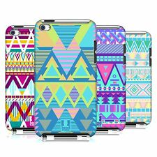 HEAD CASE CANDY TRIBAL SNAP-ON BACK CASE COVER FOR APPLE iPOD TOUCH 4G 4TH GEN