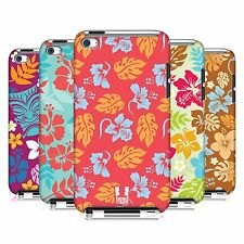HEAD CASE DESIGNS HAWAIIAN PATTERNS CASE COVER FOR APPLE iPOD TOUCH 4G 4TH GEN