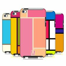 HEAD CASE DESIGNS HUED TILES CASE COVER FOR APPLE iPOD TOUCH 4G 4TH GEN