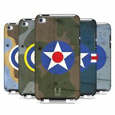 HEAD CASE DESIGNS NATION MARKINGS CASE COVER FOR APPLE iPOD TOUCH 4G 4TH GEN