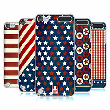 HEAD CASE DESIGNS AMERICANA CASE COVER FOR APPLE iPOD TOUCH 5G 5TH GEN