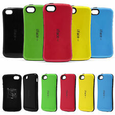Firm Grip Hard Shell Back Cover Case for Apple iPhone 5 / 5S + Matte Screen