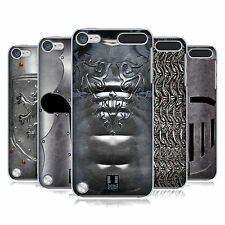 HEAD CASE DESIGNS MEDIEVAL ARMOURY CASE COVER FOR APPLE iPOD TOUCH 5G 5TH GEN