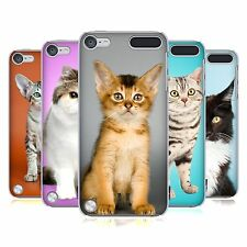 HEAD CASE DESIGNS CAT BREEDS CASE COVER FOR APPLE iPOD TOUCH 5G 5TH GEN