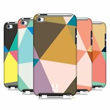 HEAD CASE DESIGNS PRISMATIC TRIANGLES CASE COVER FOR APPLE iPOD TOUCH 4G 4TH GEN
