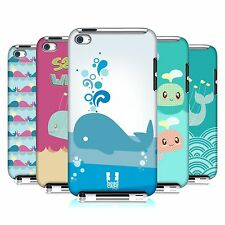 HEAD CASE DESIGNS KAWAII WHALES CASE COVER FOR APPLE iPOD TOUCH 4G 4TH GEN