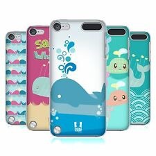 HEAD CASE DESIGNS KAWAII WHALES CASE COVER FOR APPLE iPOD TOUCH 5G 5TH GEN