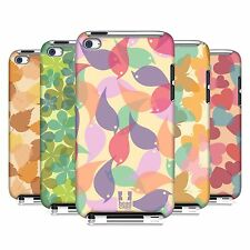HEAD CASE DESIGNS TRANSLUCENCIES CASE COVER FOR APPLE iPOD TOUCH 4G 4TH GEN