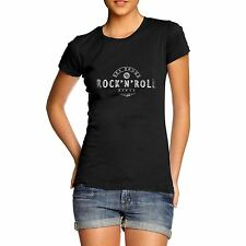 Womens Sex Drugs and Rock N Roll  T-Shirt