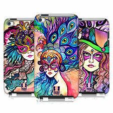 HEAD CASE DESIGNS MASQUERADE CASE COVER FOR APPLE iPOD TOUCH 4G 4TH GEN