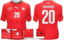 *14 / 15 - PUMA ; SWITZERLAND HOME SHIRT SS / DHOUROU 20 = SIZE*
