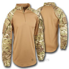 BRITISH ARMY ISSUE UBACS SHIRT GENUINE GEN 1 TYPE MTP MULTICAM SURPLUS NEW