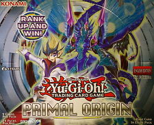 YuGiOh Primal Origin, PRIO, Common, 1st Ed, Choose from list, Single/3 Card set
