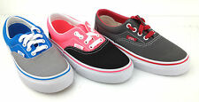 Kids Vans Era 2 Tone Trainers in 3 Colour
