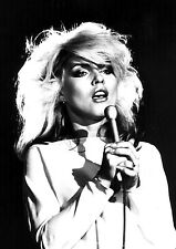 BLONDIE DEBBIE HARRY Poster Print Picture Art A2 A3 A4 (6)