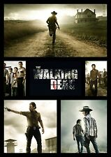 WALKING DEAD Collage Poster Print (7)