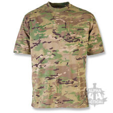 MILITARY MTP / MULTICAM CAMOUFLAGE CAMO T SHIRT 100% COTTON BRITISH ARMY AIRSOFT
