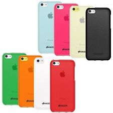 AMZER Pudding TPU Protective Case Back Cover for iPhone 5C