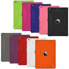 AMZER Silicon Protective Case Back Cover for Apple iPad Air